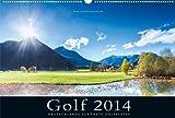 Golfkalender 2014: Deutschlands sch�nste Golfpl�tze