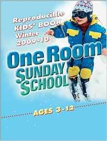 One Room Sunday School Reproducible Kids' Book (Winter): 9780687034178: Amazon.com: Books