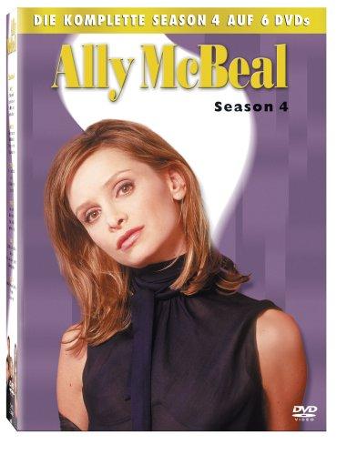 Ally McBeal: Die komplette Season 4 [6 DVDs]