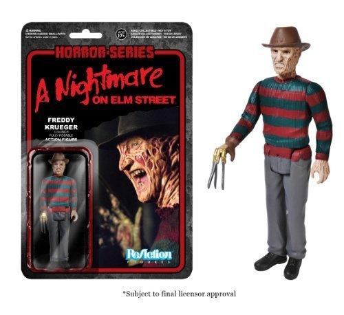Funko Horror Classics Freddy Krueger ReAction Figure by FunKo