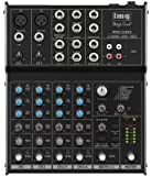 IMG Stage Line 202780 4 Channel Audio Mixer with DSP Effect Unit