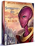 img - for Box Set #4: Sisterhood's End [The complete 3 volume 4th adventure of Egg and the Hameggattic Sisterhood] book / textbook / text book
