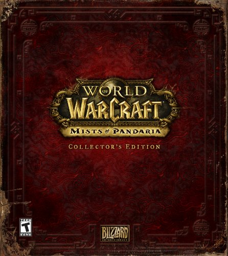 World of Warcraft - Mists of Pandaria Collector's Edition