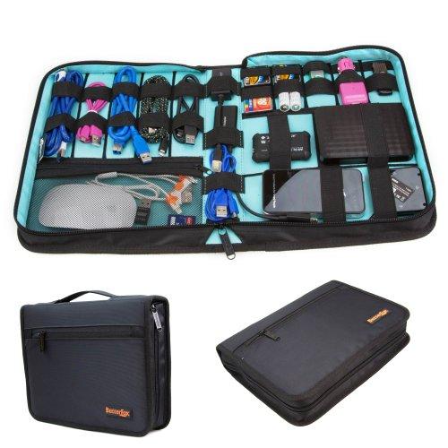 Travel Cable Organizer Bag Case