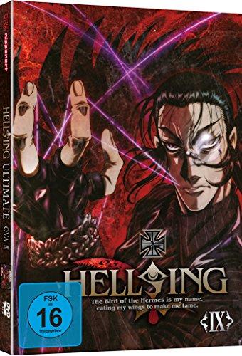 Hellsing Ultimative OVA, 1 DVD (Mediabook)