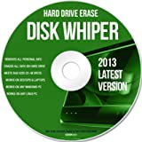 HARD DISK ERASE CD - Windows 95/98/ME/Vista/XP/2000/7/8 [2013 LATEST VERSION]