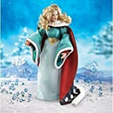 Porcelain Christmas Princess Doll By Lenox