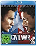 Platz 6: The First Avenger: Civil War [Blu-ray]