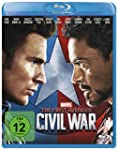 The First Avenger: Civil War [Blu-ray]