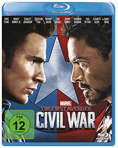 The First Avenger: Civil War [Edizione: Germania]