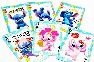 stitch playing cards