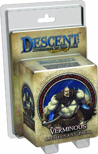 Descent Second Edition: Verminous Lieutenant Pack
