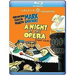 A Night At The Opera [Blu-ray]