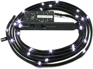NZXT CB-LED20-WT Câble LED 2 m Noir