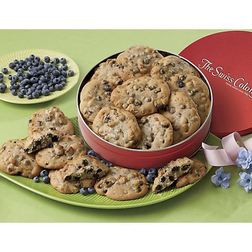 The Swiss Colony Blueberry Pecan Cookies