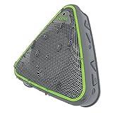 Bocina Wireless iHome IBT3GQC Splashproof altavoz y bocina contra agua, gris