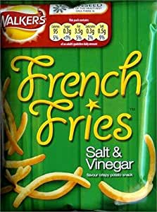 how to make salt and vinegar french fries