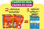 Pack Cahier du Jour/Soir 3ex CM2