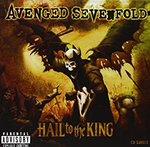 Hail To The King (CD Single) by Warner Bros.