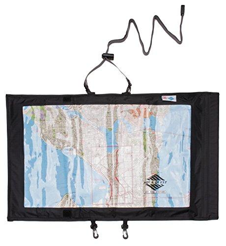 aqua-quest-trail-map-case-100-waterproof-map-document-holder-multipurpose-transparent-clear-dry-bag-