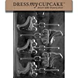 Dress My Cupcake Chocolate Candy Mold, Roller Skates