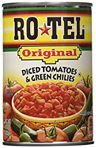RO*TEL Diced Tomatoes & Green Chilies-8/10oz