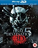 Final Destination 5 (Blu-ray 3D + Blu-ray + DVD + UV Copy) [2011] [Region Free]