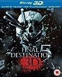 Final Destination 5 (Blu-ray 3D + Blu-ray + DVD + UV Copy) [2011] [Region Free]
