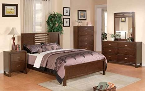 Eastern King Bed of Tove Collection by Homelegance