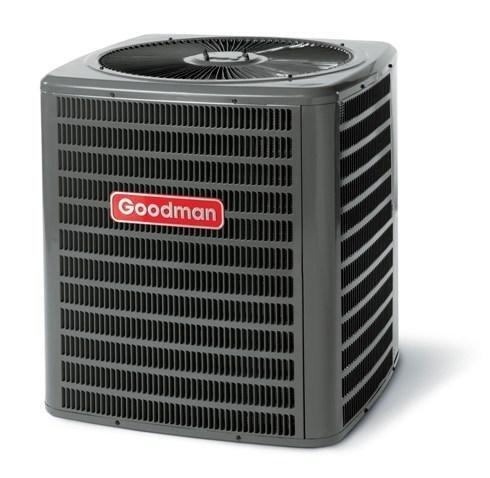 Goodman 4 Ton 16 SEER Air Conditioner (GSX160481) (4 Ton Heat Pump System compare prices)