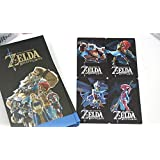 RAFA store NFC Game Cards for The Legend of Zelda: Breath of the Wild Helmets and Elite Weapons Nintendo Switch 4pcs
