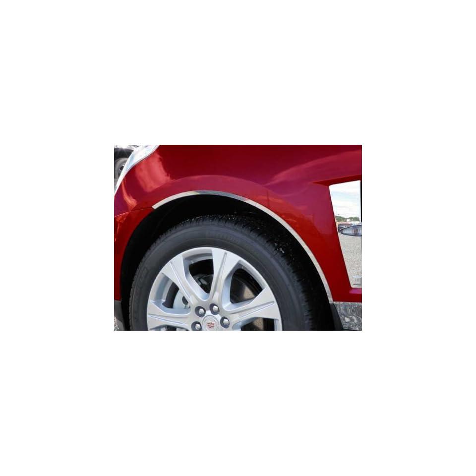 2010 2011 Cadillac SRX 4pc Wheel Well Trim