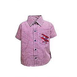 A Little Fable Pocket chopper shirt 8 to 9 yr