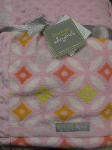 Blankets and Beyond Baby Girl Soft Blanket - 1