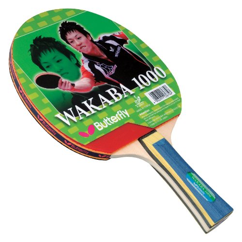 Butterfly 8831 Wakaba Table Tennis Racket