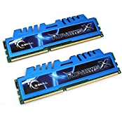 G.SKILL Ripjaws X Series 16GB 2 X 8GB 240-Pin SDRAM DDR3 1866 PC3 14900 Desktop Memory F3-1866C9D-16GXM