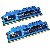 G.SKILL Ripjaws X Series 16GB 2 X 8GB 240-Pin SDRAM DDR3 1866 PC3 14900 Desktop Memory F3-1866C9D-16GXM