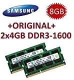 Samsung 8GB Dual Channel Kit 2 x 4 GB 204