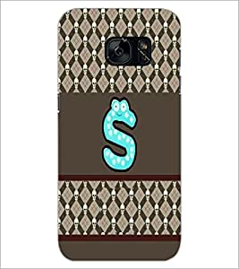 PrintDhaba GRANDbet S D-5830 Back Case Cover for SAMSUNG GALAXY S7 (Multi-Coloured)