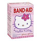 Band-Aid Brand Adehesive Bandages Hello Kitty Assorted 20 ct