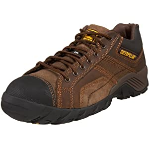 Caterpillar Men's Argon Composite-Toe Lace-Up Work Boot by Caterpillar