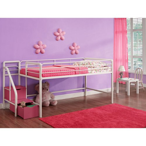 Kids Beds With Storage Underneath 4777 front