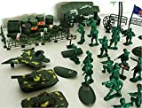 Army men soldier action figures bag playset