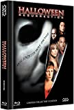 Halloween: Resurrection – Uncut [Blu-ray + DVD] limitiertes Mediabook Cover A [Limited Collector's Edition]