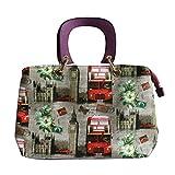 Inspired Livingg (22004) Women's Handbag -Multi-Coloured