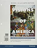 img - for Visions of America: A History of the United States, Volume Two, Books a la Carte Edition (3rd Edition) book / textbook / text book