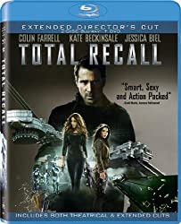 Total Recall (Three Discs: Blu-ray / DVD + UltraViolet Digital Copy)