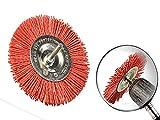 Scheibenbürste Nylon grob Durchmesser 100 mm