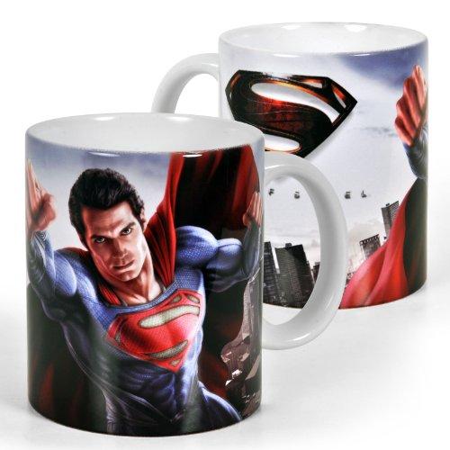 Superman - Man of Steel - L'Uomo d'Acciaio - Tazza con stampa poster