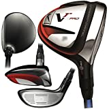 Nike Victory Red Pro STR8-FIT Tour Fairway : Right, 5 (19) Project X Graphite (5.5)